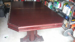 Dining Table and Bed - Mattress - A/c - Shoes -Car seat