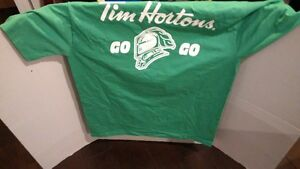 $15 Knights M/C Memorial cup Timmies T-shirts 2014 - dif f sizes London Ontario image 2