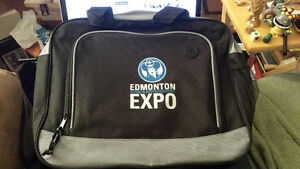 Entertainment expo messenger bag and bonus