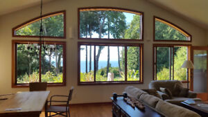 Gibsons Roberts Creek House for sale.