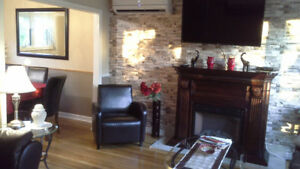 MAPLEPLACE A - 3 BEDROOM FURNISHED,  COZY COMFORT