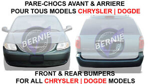 DODGE FRONT REAR BUMPER PARE CHOC AVANT ARRIERE LOW PRICE City of Montréal Greater Montréal image 1