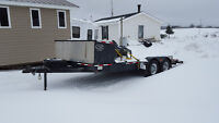 2009 Laroche equipment trailer ***financing available oac***