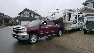 5TH WHEEL TRAILER RENTAL!!!!