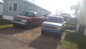 Lookin for iso mud truck projects 200 cash on hand can tow