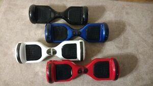 6.5 & 8 Inch Wheel Bluetooth Hoverboard - Smart Wheels