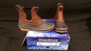 Wind River boots. Size 11