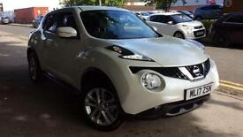 2017 Nissan Juke 1.2 DiG-T N-Connecta 5dr Manual Petrol Hatchback