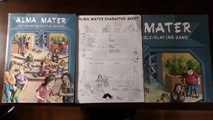Alma Mater: The High School Role-Playing Game - RARE