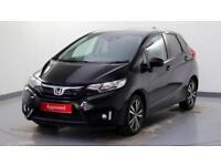 2015 Honda Jazz 1.3 i-VTEC EX Petrol black Automatic