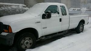 2005 Ford F-250,4x4,turbodiesel,mecanique A1 tres propre, air