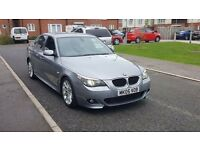 Bmw 525d ///M-Sport 2005 auto-Matic full loaeded