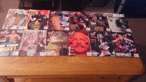 WWF/WWE Magazine Collections