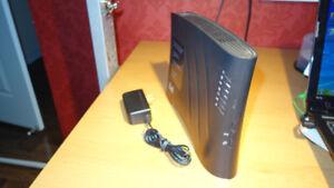 Bell fibe router modem (Sagemcom F@st 2864)