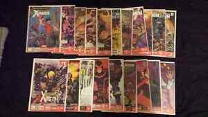 Wolverine Max, Wolverine & the X-men Marvel Comics Lot