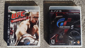 Playstation PS3 Jeux/Games $5 chaque