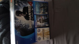 PS4 Slim 500GB For Sale - Mint Condition Asking 375 with games.