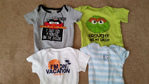 4 Pajamas 6-12mths
