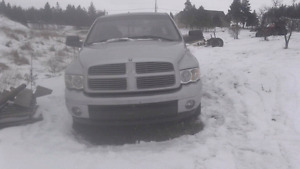 04 ram needs a little TLC $1000 180k willing to trade for atv