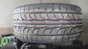 295 35 18 Firestone Firehawk NEW