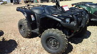 2015 Yamaha Grizzly SE at MPD Motorsports in Melfort CLEARANCE!!