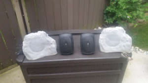 Outdoor Speakers