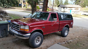 1994 Ford F-150 Pickup Truck In Great Condition!