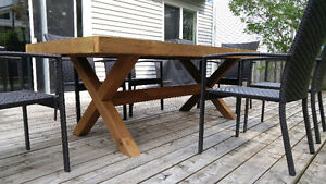 Outdoor Harvest Table Stratford Kitchener Area image 2