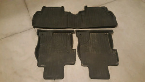 Weather Tech Honda Civic SI Winter Car Mats and truck mat