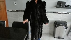 FUR MINK COAT FULL LENGTH Prince George British Columbia image 6