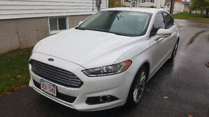 2013 Ford Fusion SE Energi w/ Nav and Leather