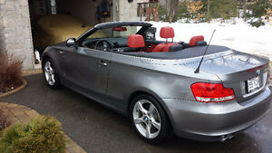 2012 BMW 1-Series Cabriolet
