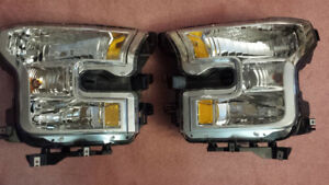 2015 - 2017 Ford f150 Headlights