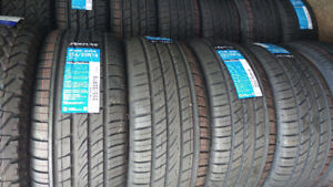 New 255/50R19 all season tire, $580 for 4, fit 245/55R19 rim too