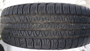 Goodyear Fortera 255 65 r18 (set of 4)
