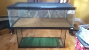 Reptile houses/accessories