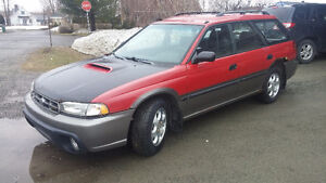 1999 Subaru Legacy Outback Ltd 30th Familiale