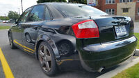AUDI A4 2003 1.8T (Chip Stage 1)