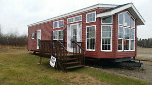 PARK MODEL HOMES - KENORA - FORT-FRANCES - SIOUX NARROWS