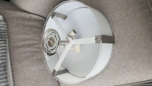 Elegant and clean light fixture for sale