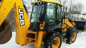 JCB Backhoe 4CX14