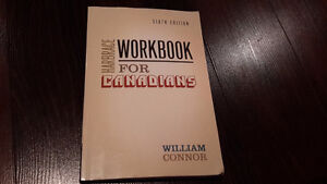 Harbrace Workbook for Canadians - 6th Edition