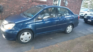 2003 Toyota Echo for parts. Maker an offer!