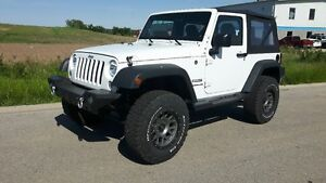 2016 Jeep Wrangler Sport Other