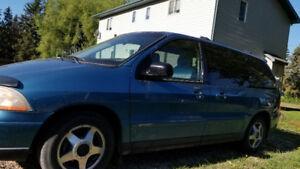 2001 Ford windstar sport