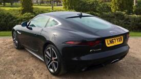 2017 Jaguar F-TYPE 2.0 R-Dynamic 2dr Automatic Petrol Coupe