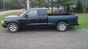 1998 Dodge Dakota Rt Pickup Truck