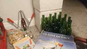 Wine making kit. Brand New! With wine filter.  London Ontario image 5