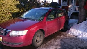 2005 Saturn ION Berline