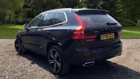 2018 Volvo XC60 2.0 D5 PowerPulse AWD R Design Automatic Diesel Estate